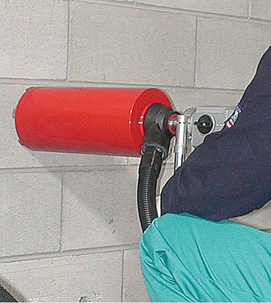 Dijamantska bušilica za suvo i mokro bušenje DBM131