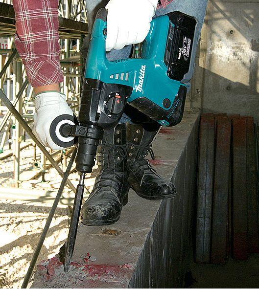 Akumulatorska bušilica-čekić BHR261TZ set